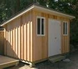 Build a Backyard Shed